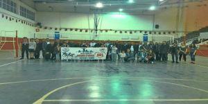 Kaymakamlık Kupasını Fen Lisesi Kazandı