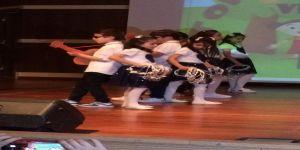 Toki İlkokulu 23 Nisan'ı Büyük Coşkuyla Kutladı