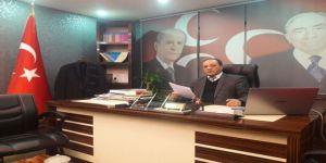 Mhp İl Başkanı Karataş'tan 23 Nisan Mesajı