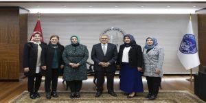 Başkan Büyükkılıç'a Hayırlı Olsun Ziyaretleri Devam Ediyor
