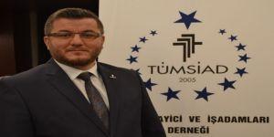Tümsiad Konya Şube Başkanı Serçe'den 23 Nisan Mesajı