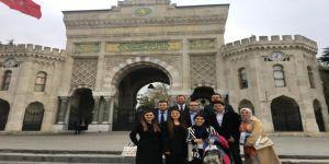 Turizm Öğrencileri 18. Ulusal Turizm Sempozyumuna Katıldı