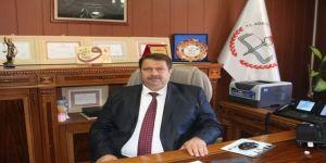 Ağrı Milli Eğitim Müdürü Turan'ın 23 Nisan Mesajı
