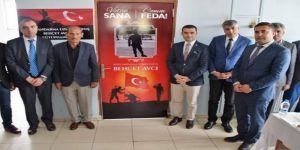 Okul Kütüphanesine Şehit Jandarma Uzman Çavuş Behçet Avcı İsmi Verildi