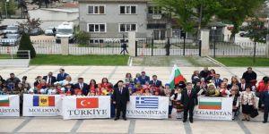 Balkan Çocukları Edirne'de