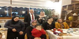 Birlik Ve Beraberlik İçin Köyündeki Kadınlarla Bir Araya Geldi
