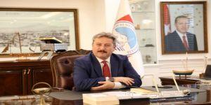 """Melikgazi Belediye Başkanı Dr. Mustafa Palancıoğlu """"Pedallar İle Başarı Elde Eden Funda Taşkın'ı Kutluyorum"""""""