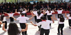 Elazığ'da 23 Nisan coşkusu