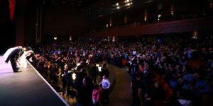 2'nci Uluslarası Gaziantep Opera Bale Festivali'nde Renkli Görüntüler