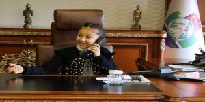 "Temsili Rize Valisi Hanzade: ""Vali Olabilirim, Güzel İşmiş"""