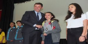 Bandırma'da 23 Nisan'a Günboyu Kutlama
