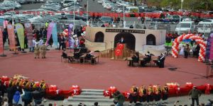 Tekirdağ'da 23 Nisan Şenlikleri Renkli Görüntülere Sahne Oldu
