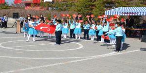 Kulu'da 23 Nisan çeşitli etkinliklerle kutlandı