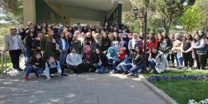 Almanya, Fransa Ve Belçika'dan Gelen Öğrenciler Ağırlandı