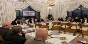 Kanaat Önderleri Derneği, istişare toplantısı gerçekleştirdi