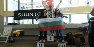 Birgül Erken 3. Kez Overall Winner Women Kupası'nı Kazandı