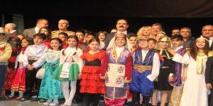 Hakkari'de 23 Nisan coşkusu