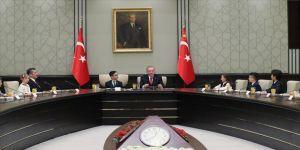Erdoğan çocukları kabul etti