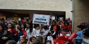 Forum Trabzon'da 23 Nisan Coşkusu