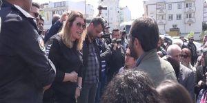 Gebze'de HDP gerginliği