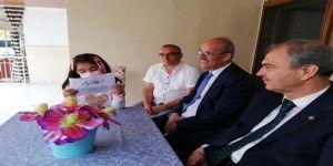 Minik Sena, Bakanın Mektubu İle Mutlu Oldu