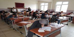 Kağızman'da Gerçeği Aratmayan Sınav