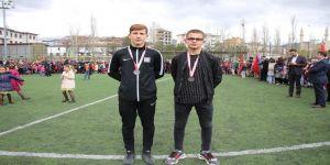 Çevik Kardeşler Türkiye Şampiyonası'ndan Madalya İle Döndü