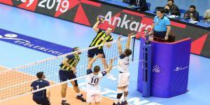 Efeler Lig'i Final Etabında Fenerbahçe Seriyi 2-0'a Getirdi