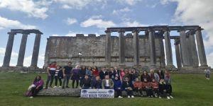 Gediz Myo Öğrencileri Aizanoi'de
