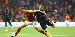Galatasaray, kupada Malatya deplasmanında