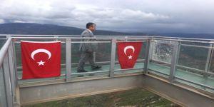 Siirt Kaletül Üstad Tepesi'ne Ziyaretçi Akını