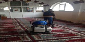 Gebze'de Camilerde Ramazan Hazırlığı Başladı