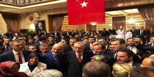 Cumhurbaşkanı Erdoğan'ın Bursa Mutluluğu
