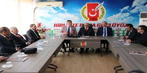 """İyi Parti İl Başkanı Bozkurt: """"Laf Olsun Diye Değil, Bilinçli Muhalefet Yapacağız"""""""