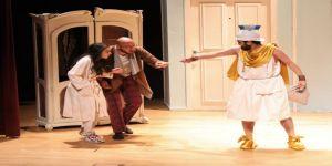 Erü'de 3. Ulusal Erciyes Tiyatro Festivali Başladı