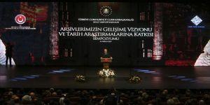 Erdoğan: Arşivlerimiz sonuna kadar açık