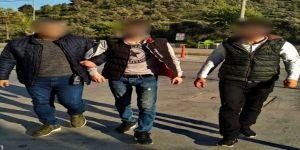 Kuşadası'nda Kesinleşmiş Hapis Cezaları Bulunan 2 Kişi Tutuklandı