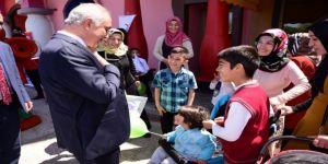 Osmaniye'de Çocuk Oyunları Ve Oyuncakları Festivali