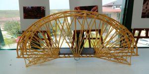 Spagettiden Köprüler Kıyasıya Yarıştı