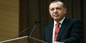 Cumhurbaşkanı Erdoğan, Sri Lanka Cumhurbaşkanı İle Görüştü