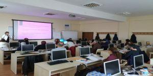 Adü Öğretim Üyeleri 'Sağlıkta Araştırma Yöntemleri' Kursu Verdi