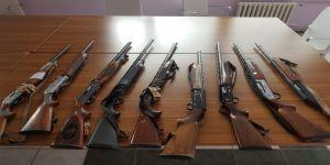 Kaçak Avcılardan Ele Geçirilen Tüfekler, İhale İle Satılacak