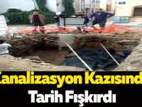 Kanalizasyon Kazısında 2 Bin 100 Yıllık Mezarlar Bulundu