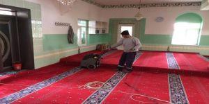 Saruhanlı Belediyesinden 62 Camide Temizlik Çalışması