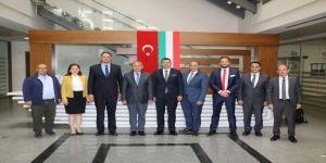 """Nas: """"Türk Ve Macar İş Dünyası Yatırımlarda Ortak Hareket Etmeli"""""""