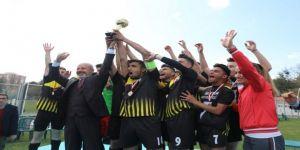 Kocasinan'da Liseler Arası Futbol Turnuvasında Birlik Ve Beraberlik Vurgusu
