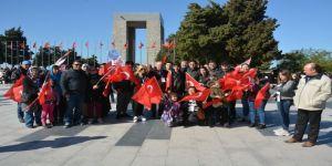 3 Bin Kişilik Çanakkale Kafilesi 27 Nisan'da Yola Çıkacak