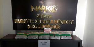 Antalya'da Uyuşturucu Operasyonu: 11 Tutuklama