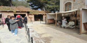 Sungurlu'da Bayanlar Çanakkale'yi Gezdi