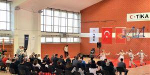 Tika'dan Karadağ'da Eğitime Destek